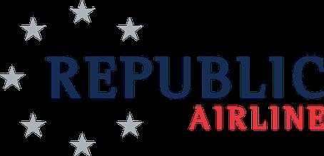 Republic Airline Logo